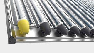dettaglio pannello solare