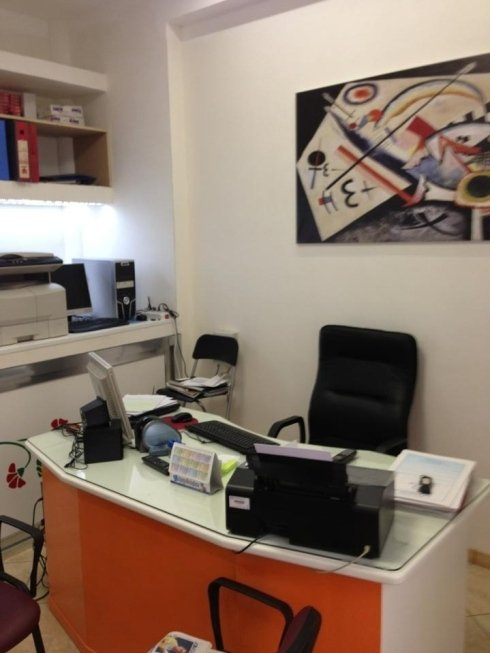 Uffico accoglienza clienti