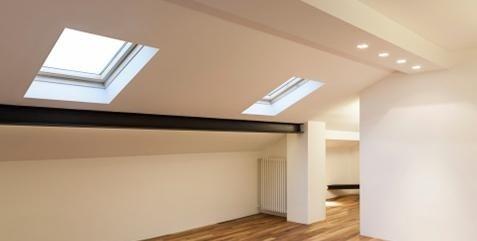 Vendita finestre per i tetti