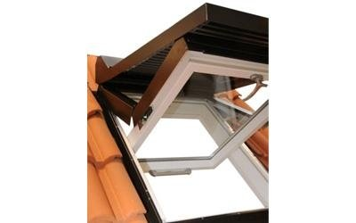 Skylight opening system