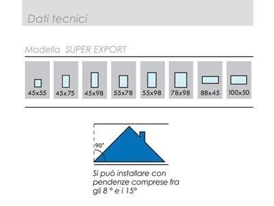 Tragaluces Superexport