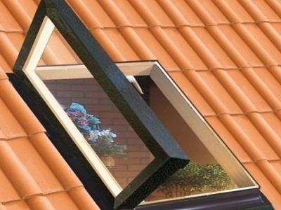 Side hung skylight