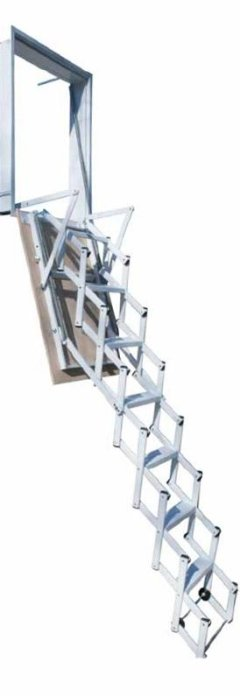 SRP PLUS RETRACTABLE LADDER