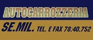 Logo Carrozzeria Se.Mil. - Roma