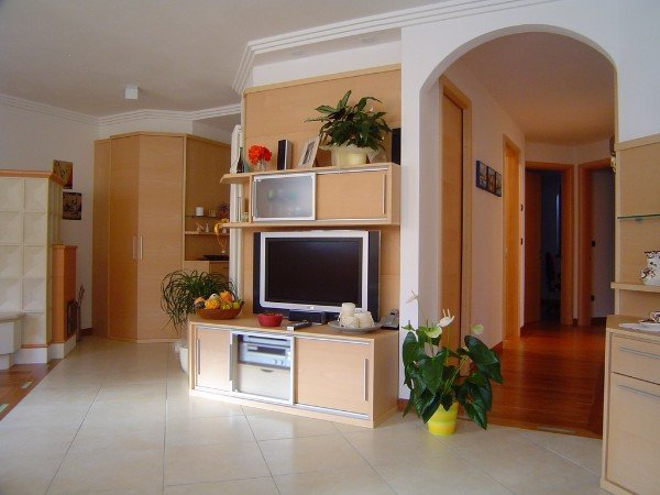 mobili in legno per area living