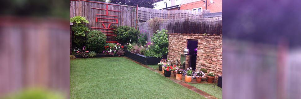 For landscape gardening in North London call Absolute Roots