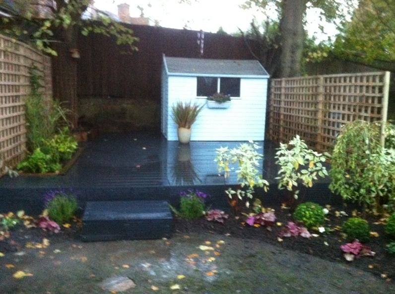 For garden design in North London call Absolute Roots