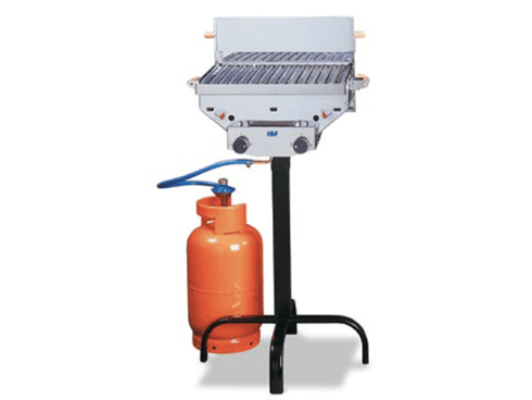 Barbecue a microonde