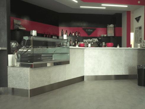 Arredamento per bar