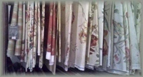 tappezzeria di stoffa