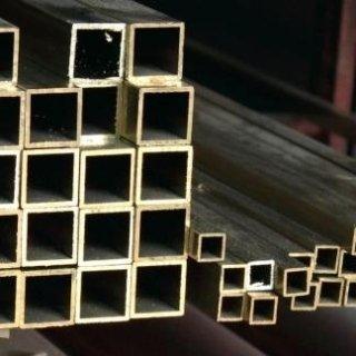Tubo ferro quandra e tubo alluminio quadro
