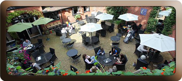 Home cooked food - Croydon, South London - Coach House Café - Food and Drink 1