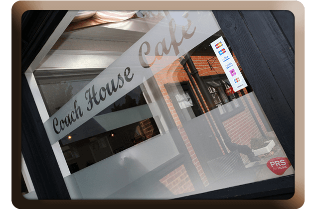 Bistro restaurant - Croydon, South London - Coach House Café - Cafe and Restaurant 6