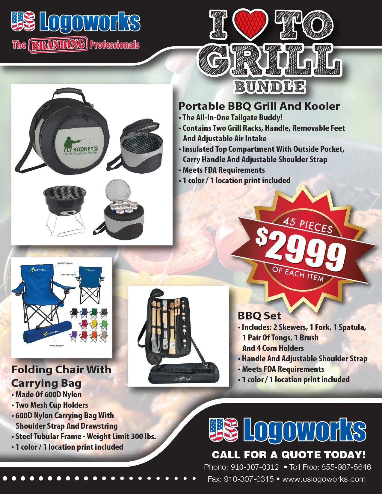 Promotional Products Manassas, VA & Fayetteville, NC