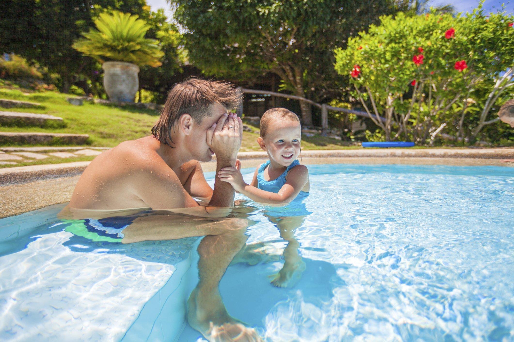 Swimming Pool Repair Cleveland Ohio