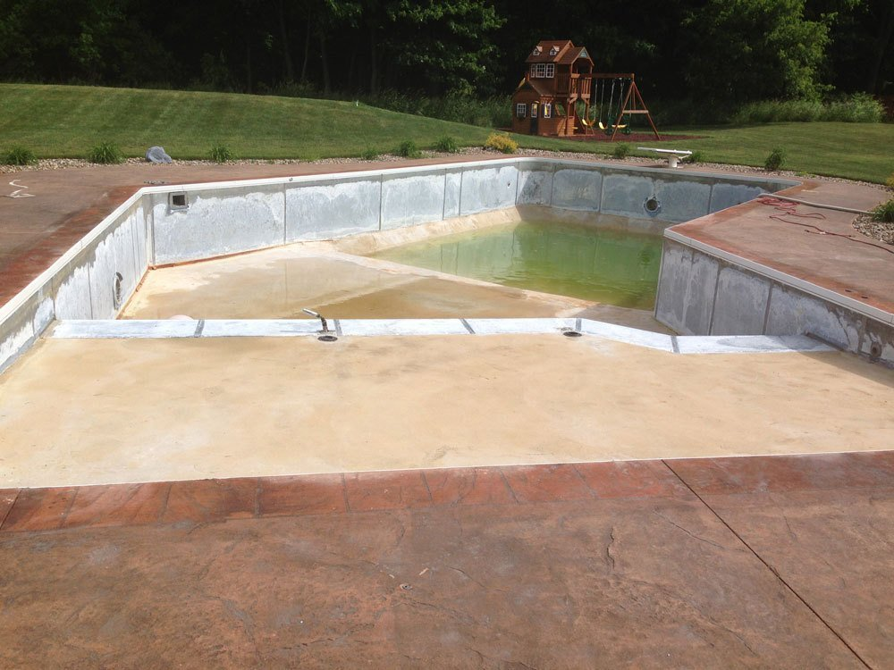 Swimming Pool Liners in Cleveland, OH