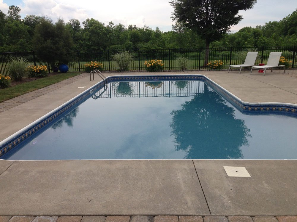 In Ground Swimming Pool Maintanence Swimming Pool Liners Swimming Pool Repair In Cleveland