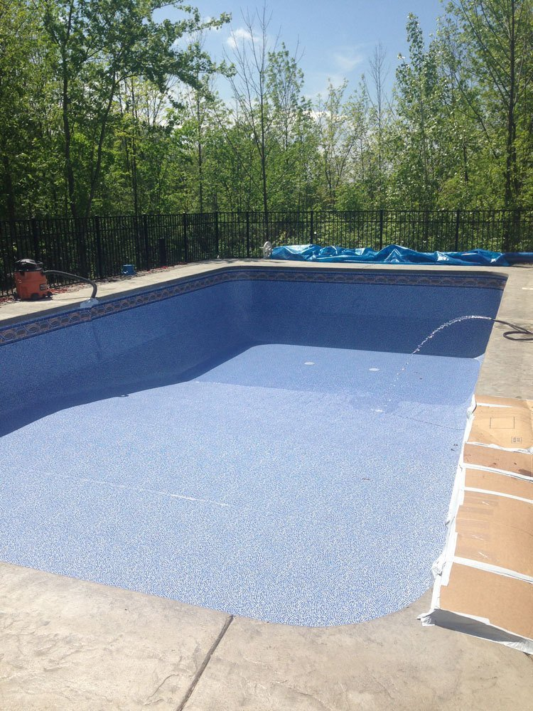 Swimming Pool Opening in Cleveland, OH