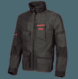 giacca nera lavoro