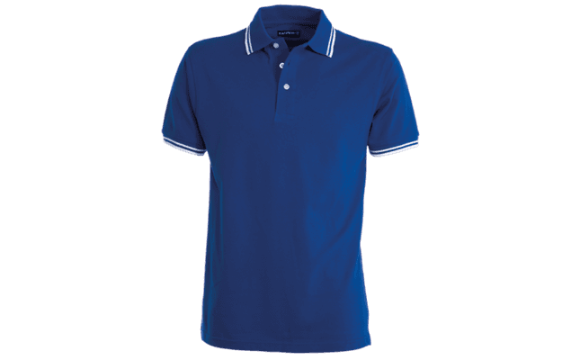 polo skipper blu