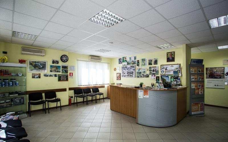 Ternana Soccorso uffici