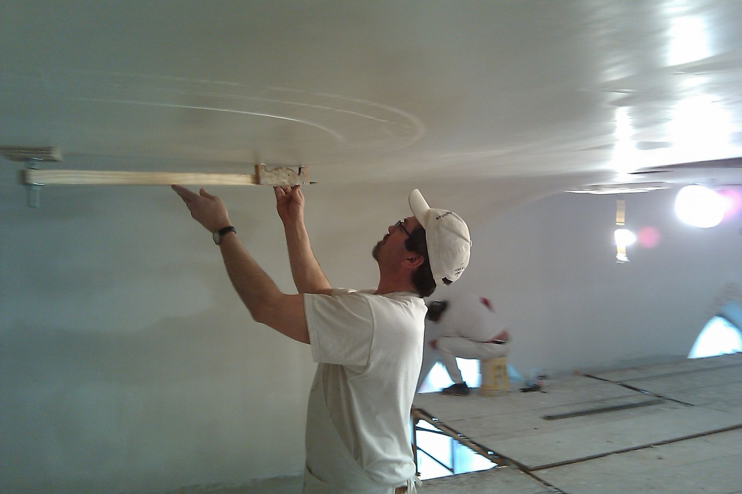 A company you can trust for all plastering services
