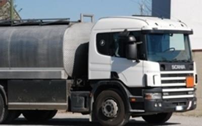 Autocisterne per trasporto prodotti petroliferi