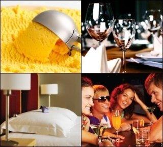bar, hotel, gelateria