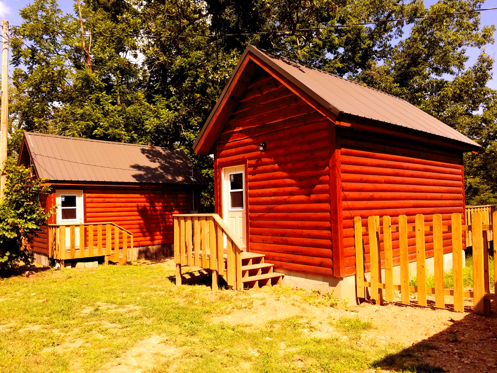 Elk River Floats Cabins