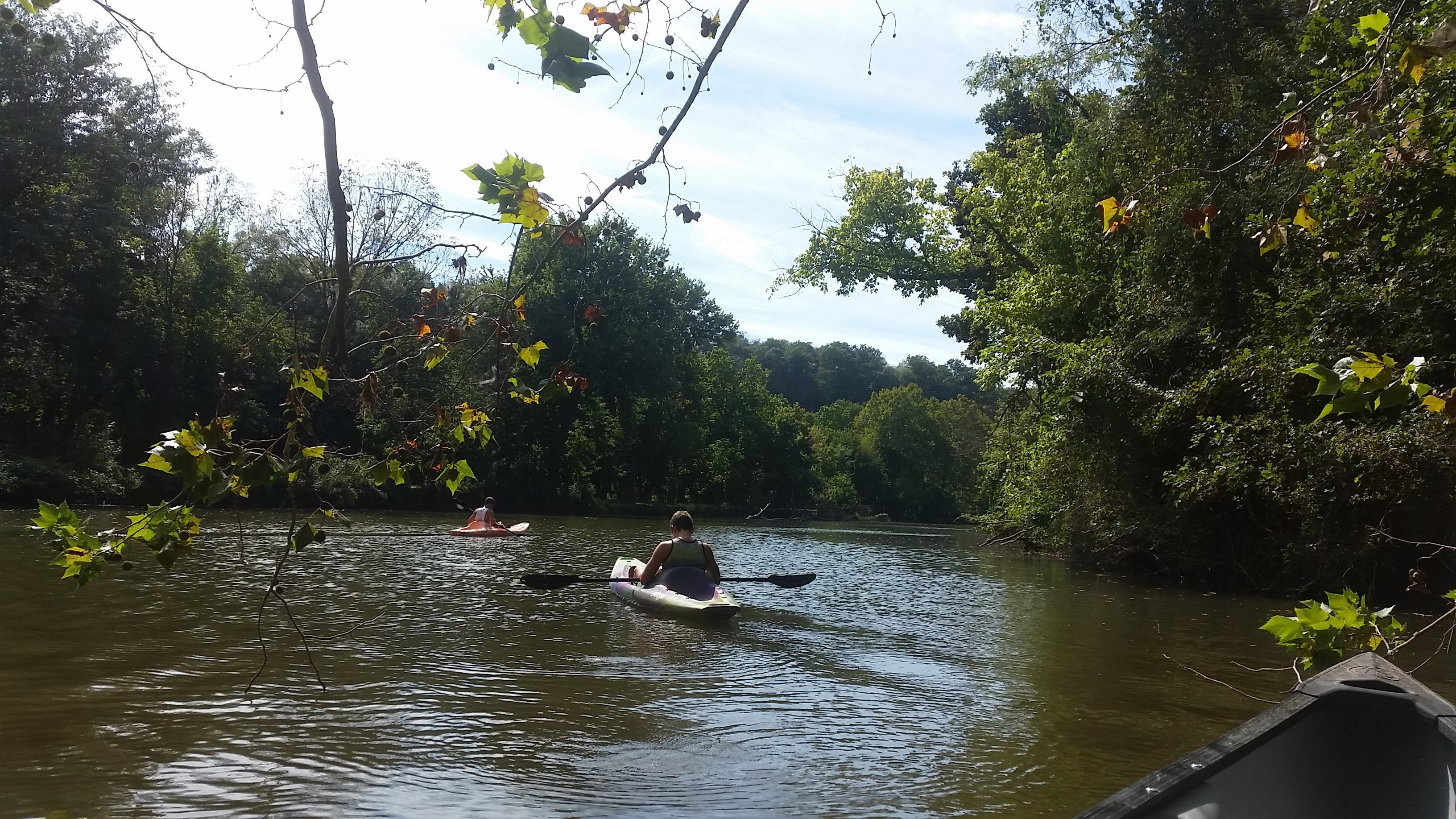 Elk River kayak rentals in Noel, Missouri