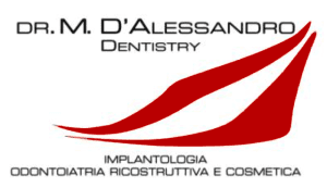 STUDIO ODONTOIATRICO DR. D'ALESSANDRO MICHELE & SICURELLA DR.SSA ANGELA - LOGO