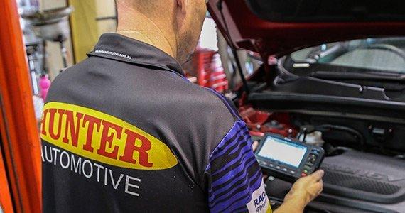 hunter automotive specialist services