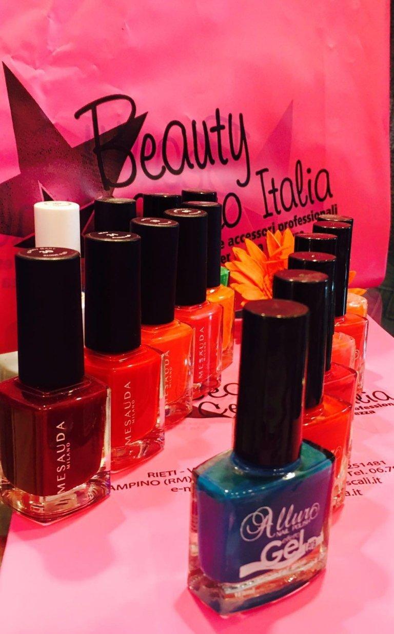 prodotti per saloni di bellezza