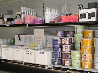 vendita prodotti estetici ciampino
