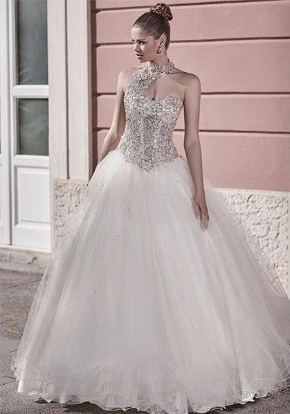 vestiti matrimonio in seta Bitonto