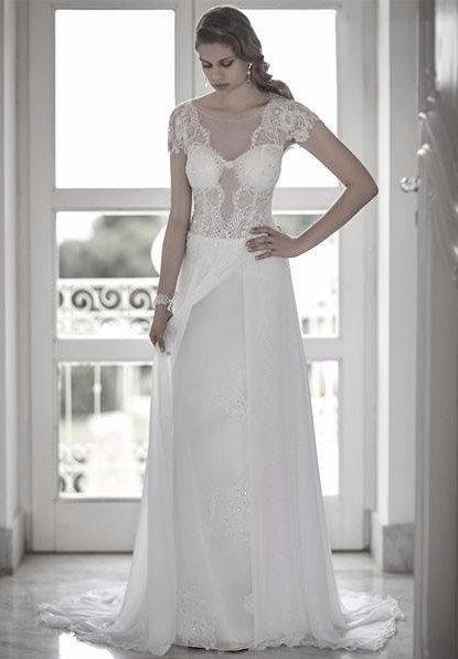 sartoria vestiti da sposa in seta Miss and Lady