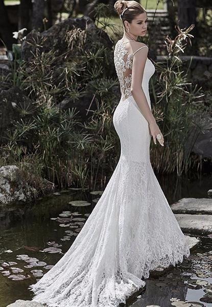 atelier vestiti da sposa in seta Bari