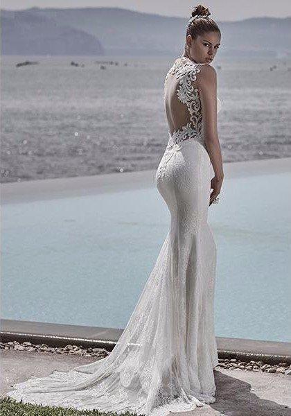 atelier vestiti da sposa in seta alta moda