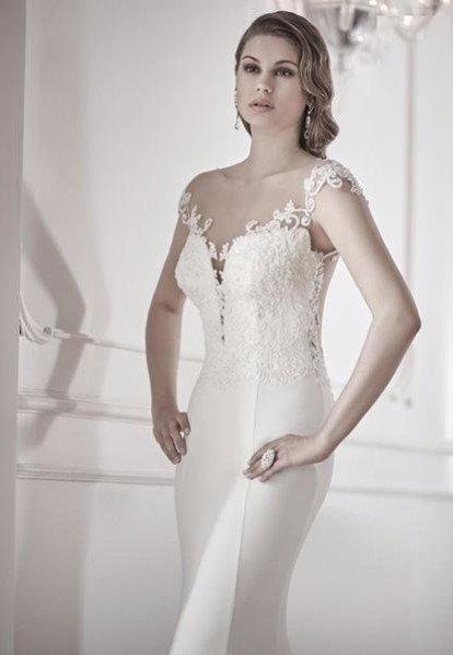 sartoria vestiti da sposa in seta Giulio Lovero