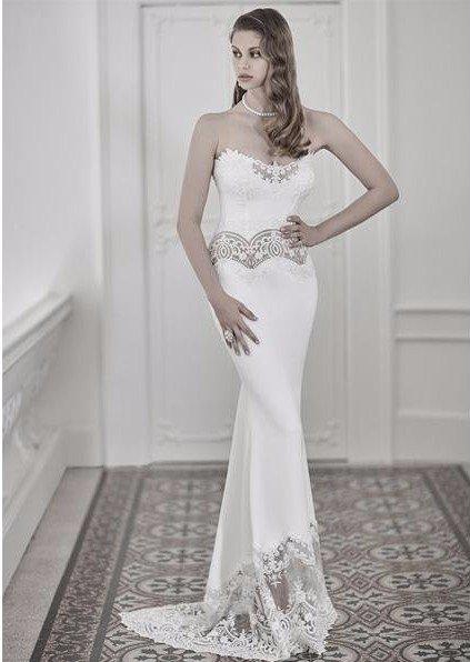 abiti da sposa ricamati a mano