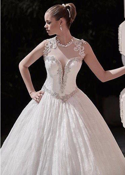 atelier vestiti da sposa in seta Bitonto