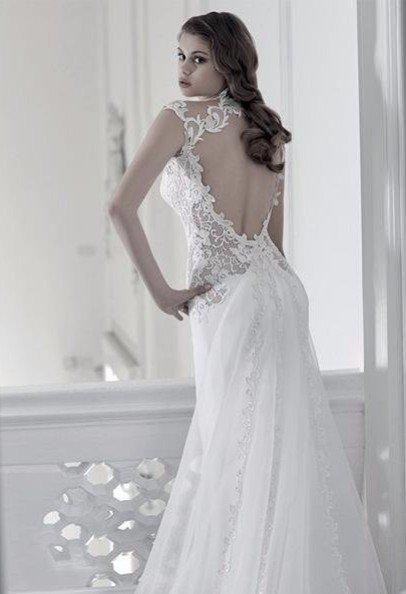 boutique vestiti da sposa in seta Giulio Lovero