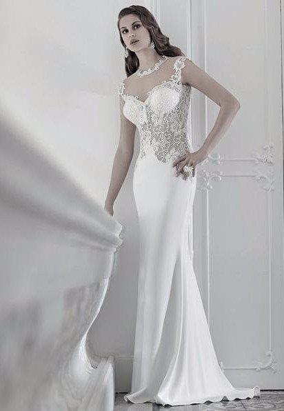 boutique vestiti da sposa in seta alta moda