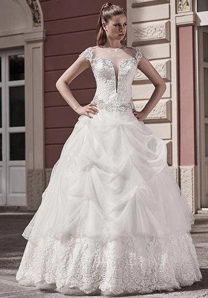 vestiti matrimonio in seta Miss e Lady