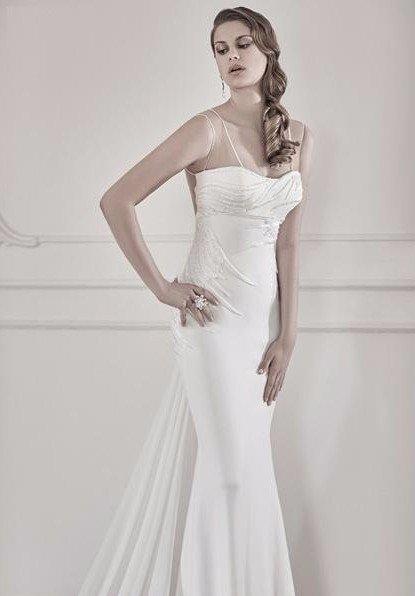 vestiti da sposa in seta Miss e Lady