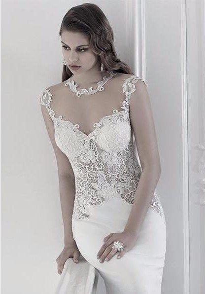 vestiti da sposa in seta Bitonto