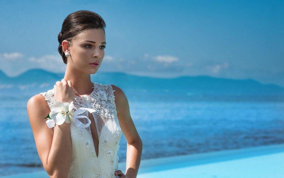abiti da sposa con ricami
