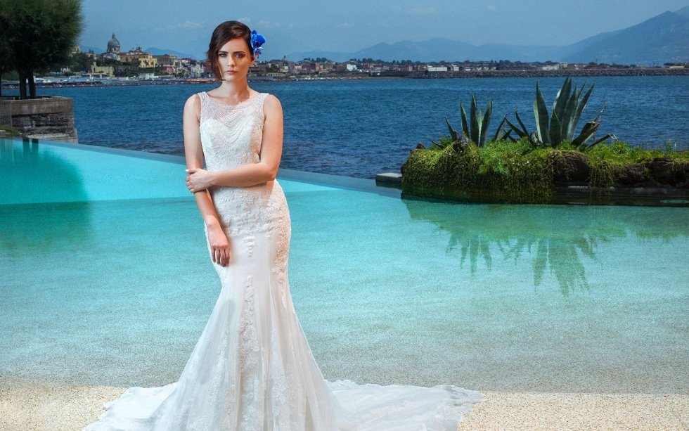 abito da sposa e cerimonia