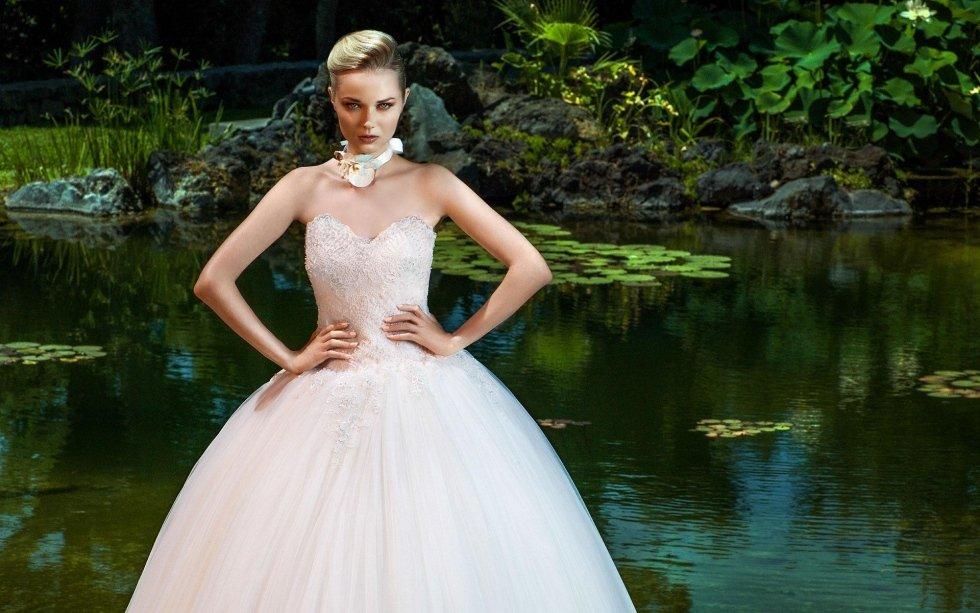 abito sposa modello dea