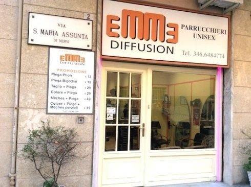 Emm3 diffusion - Genova Nervi